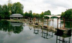 Les pêcheries, essacs et anguillards sur la Charente