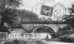 L'eau, l'énergie, l'histoire d'un moulin…  Moulin Latour à Aspet (Haute-Garonne)