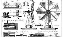 Les éoliennes Dellon (Région Occitanie)