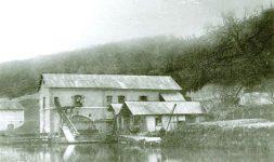Le Moulin de Cherré Aubigné-Racan  (Sarthe) – Installation d'une turbine et production d'énergie électrique