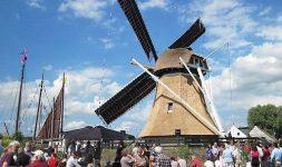 Pays-Bas : Les savoir-faire du meunier liés à l'exploitation des moulins à vent et à eau