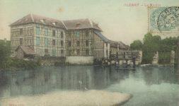 Les moulins de l'Aube : contexte historique