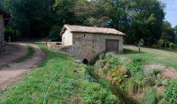Un moment historique au Moulin de la Sourde (Charente-Maritime)
