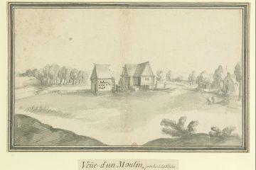 Moulin de la Bruère Martellange