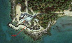 Grèce – Les moulins à mer d'Argostoli sur l'Île de Céphalonie