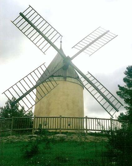 Moulin de Hutter