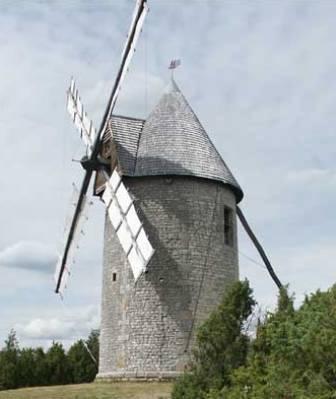 Moulin du Pâquier