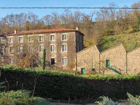 Moulin Pinte, musée – Maison des Tresses et des Lacets