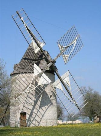 Moulin de La Comté