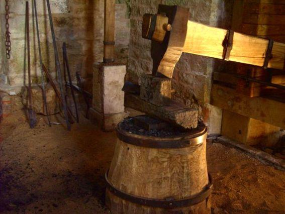 Forge de l'abbaye de Fontenay