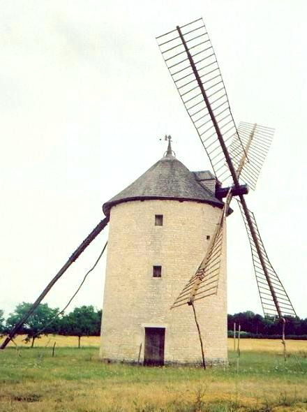 Moulin de Nouan