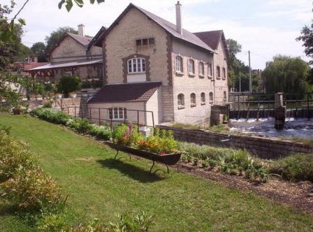 Moulin de Chappes, microcentrale hydroélectrique