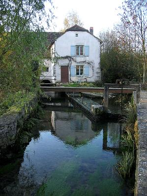Moulin et huilerie de Fondremand