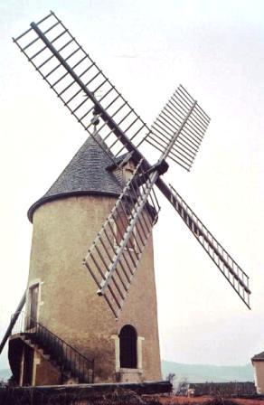 Moulin de Romanèche-Thorins
