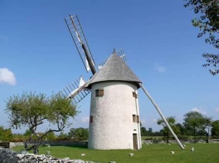 Moulin de Montceau-Echarnant
