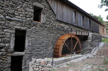 Moulin de Masméjean, Maison des énergies renouvelables