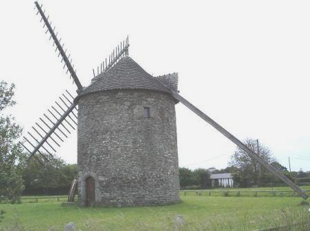 Moulin de Kercousquet