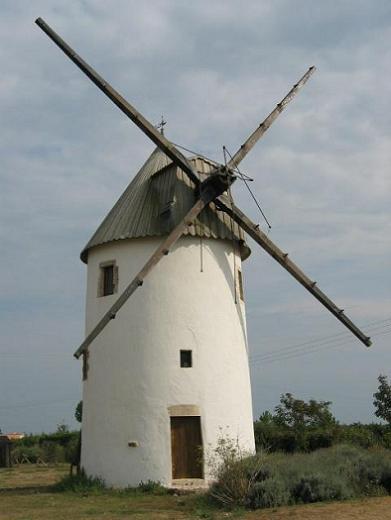 Moulin des Rabouillères dit Bots Pias