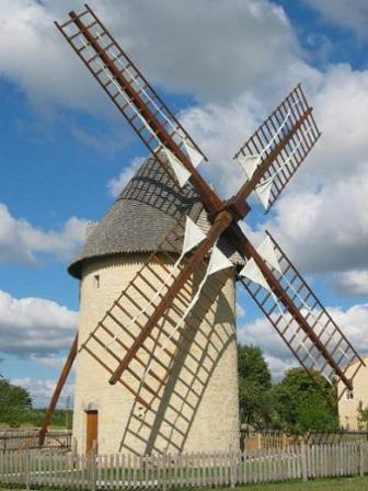 Moulin des Pierres Blanches