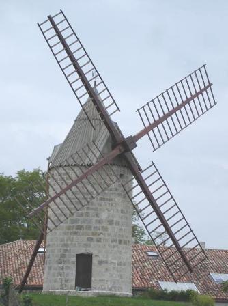 Moulin de Champagne