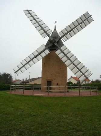 Moulin de Vrines