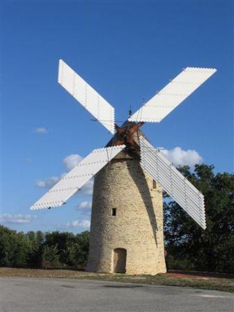 Moulin de la Garenne de Pannecé