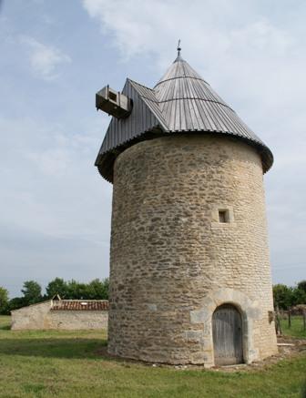 Moulin de Saint-Marmé