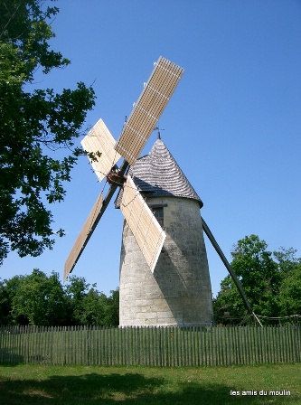 Moulin des Terres Blanches