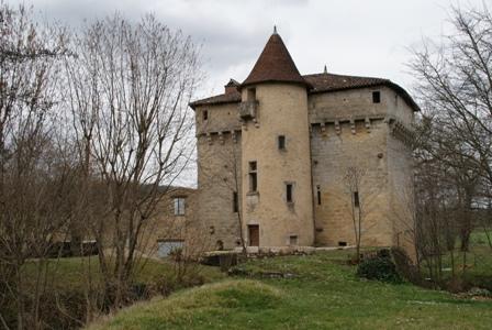 Moulin de la Barthe