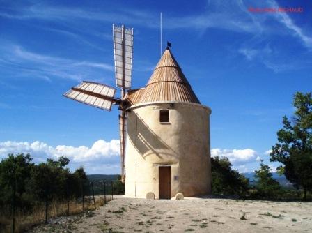 Moulin de Saint Michel l'Observatoire