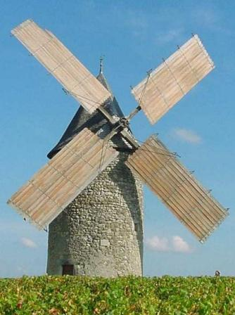 Moulin de Courrian