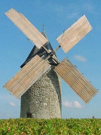 Moulin de Courrian