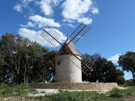 Moulin à vent de Grès