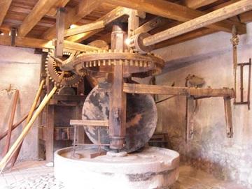 Moulin à huile de Mittelbergheim