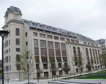 Grands Moulins de Paris – Université Diderot