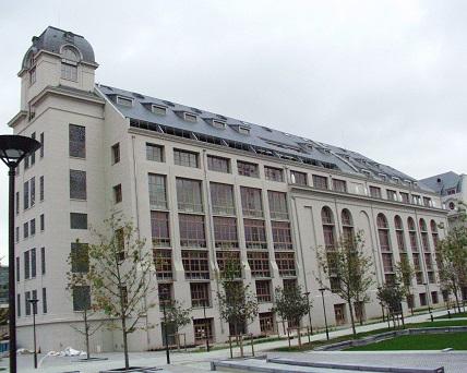 Grands Moulins de Paris - Université Diderot