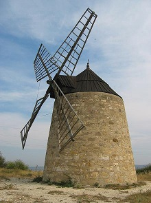 Moulin Balayé
