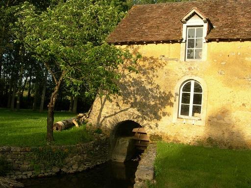 Moulin de Courteille