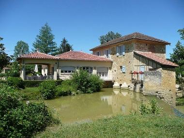 Moulin de Riguepeu