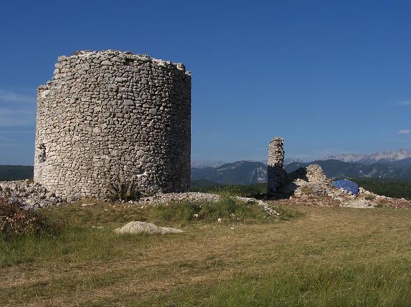 Moulins de La Mûre