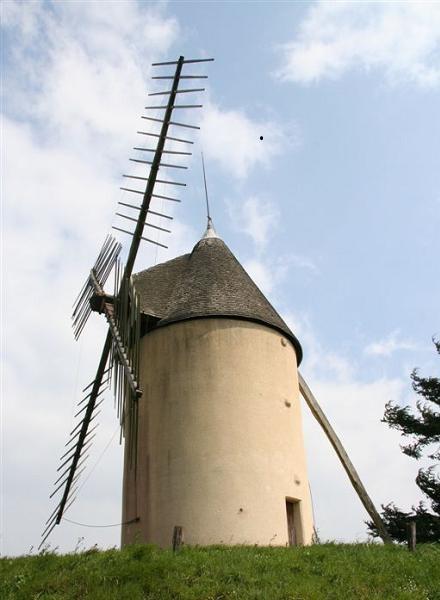 Moulin de Gibra