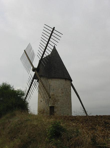 Moulin de Cuq
