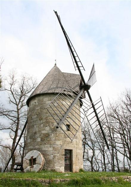 Moulin de Sabrecul