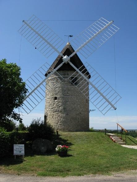 Moulin du Télégraphe