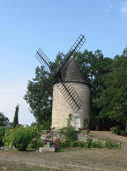 Moulin de Cantecoucut