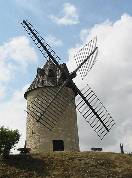 Moulin de Tourtrès