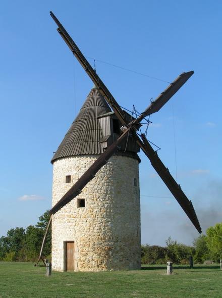Moulin de Moussaron