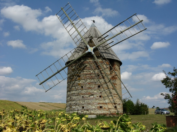 Moulin de Pesquies