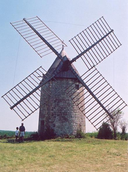 Moulin de Cieurac