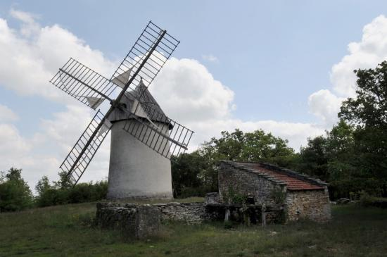 Moulin du Mas de la Bosse